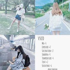 19 สูตรลัด! แต่งภาพโทนสีพาสเทล!! จากเพจ VSCO Tutorial รูปที่ 3 Vsco Photography, Photography Filters, Photography Editing, Photo Editing, Pastel Filter, Vsco Hacks, Vsco Effects, Vsco Themes, Vsco Pictures