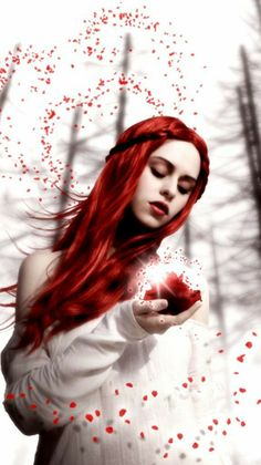 Fantasy Photography, Fine Art Photography, Photography Storytelling, Themed Photography, Dark Fantasy, Fantasy Art, Beautiful Red Hair, Witch Art, Red Aesthetic