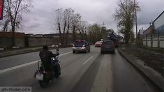 Motorcyclist Spontaneously Falls Off Bike | Gif Finder – Find and Share funny animated gifs
