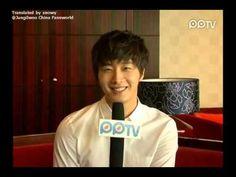 Jungilwoo 丁一宇 12/05/17 PPTV Interview NG moments - YouTube