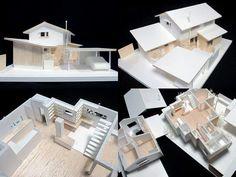 おはようございます! S=1/75住宅模型です。 【住宅白模型ファン】 https://www.facebook.com/whitetecogallery/ #建築模型 #新築 #一戸建て #リノベーション リフォーム #家づくり #工務店 #ハウスメーカー #YouTube #動画