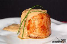 Solomillo con salsa a la pimienta