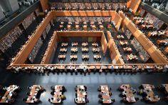 #Biblioteca Nacional de #China, en Pekin