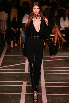 Givenchy Spring 2015 Ready-to-Wear - Collection - Gallery - Look 1 - Style.com