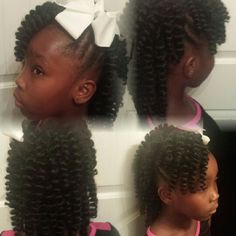 Crochet Braids For Kids : ... HAIR on Pinterest Kids crochet, Crochet braids and Cute side braids