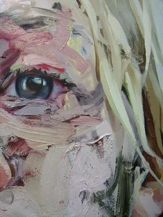 Bleach (detail), 2008 Oil on Canvas 252 x 187 cm Jenny Saville