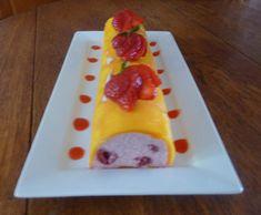 Recette terrine fraîche en mousse de fruit par elleisab - recette de la catégorie Desserts & Confiseries
