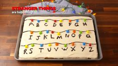 Stranger Things Birthday Party ideas : for kids and adults. #StrangerThings #StrangerThingsParty #StrangerThingsBirthday