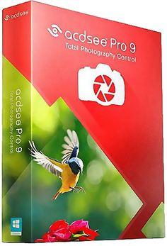 ACDSee Pro 9 Crack Plus Serial Number Full Version Free Download