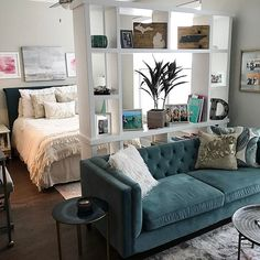 21 design hacks for your tiny apartment | Pinterest | Tiny ...