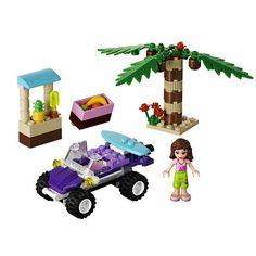 """LEGO Friends Olivia's Beach Buggy -  LEGO - Toys""""R""""Us $11.99"""