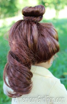 Cute AG Doll Hairstyles Doll Hairstyles Pinterest Doll - Hairstyles for dolls with long hair