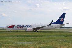 Boeing 737-8FN - OK-TVM - Travel Service