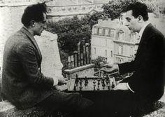 Marcel Duchamp, Man Ray | Entr'acte | 1924 ChessBaron.co.uk