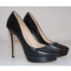 Tip: Jimmy Choo Heels (Black) every girl needs a pair