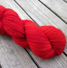 Red / WanderingWool via etsy