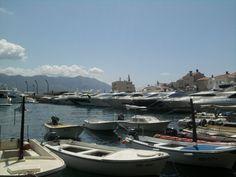 Czarnogora Montenegro - port w Budva #Czarnogóra #Montenegro #Budva #Kotor #Św #Stefan #Nikola #Podgorica #Adriatyk #Matuszyk #Adriatyk #Kotor
