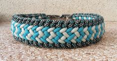 "Paracord Halsband ""Crown Trail"" www.mein-paracord.de"