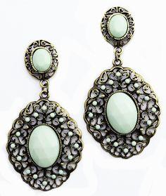 Cercei mari, Venetian Affair - Meli Melo - Paris/ chandelier earrings, Venetian Affair spring collection 2013