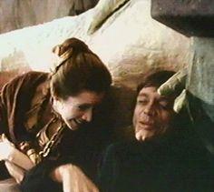 Leia and Luke. :)