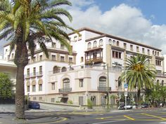 Tenerife Iberostar Grand Hotel Mencey Spain, Europe The 5-star Iberostar Grand Hotel Mencey offers comfort and convenience whether you're on business or holiday in Tenerife. Offering a variety of facilities and services, the hotel provides all you need for a good night's sleep. Free Wi-Fi in all rooms, 24-hour front desk, 24-hour room service, facilities for disabled guests, Wi-Fi in public areas are on the list of things guests can enjoy. Each guestroom is elegantly furnished...