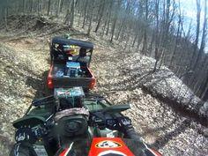 Wayehutta ATV System - North Carolina Motorcycle and ATV Trails