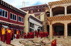 Nyatso Gonpa, Tawu, Tibet
