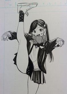 Manga Art, Chibi, Drawings, Cute Art, Anime Sketch, Art, Marker Art, Cute Drawings, Copic Marker Art