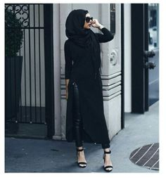Shamsom Killing it! These girl she doing #hijab so fierce! Love it!