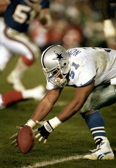 Ken Norton scoop and score Super Bowl XXVII