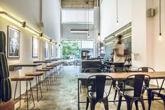 Oop Coffee / PAA Arquitetura Comercial + Marina Garcia | ArchDaily Brasil