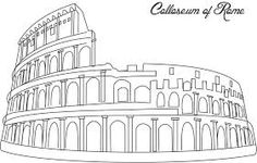 Explore Ancient Rome form high tech QR scanning games, to learning to play traditional Roman board games or maybe you would like to learn Roman numerals by decoding secret messages. Create the smells of ancient Rome with genuine Ancient Roman recipes. Family Coloring Pages, Horse Coloring Pages, Coloring Book Art, Coloring For Kids, Colouring Pages, Coloring Sheets, Ancient Rome, Ancient History, Italy For Kids