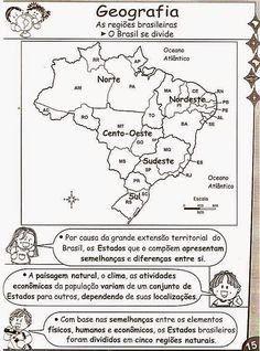 Cadastre-se e receba mu. Pet 5, Portuguese Lessons, Primary School, Social Studies, Geography, Politics, Classroom, Education, Professor