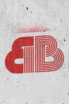 """B is for """"Breathing is more difficult through the mask. But that means it's working. Keep wearing it to protect those around you."""" Get it while it's on sale! You Get It, How To Get, Geometric Font, Type Design, B & B, Concrete, Fonts, Illustrations, Red"""
