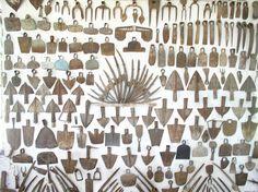 Museo Guatelli composizioni parietali by Museo Ettore Guatelli, via Flickr