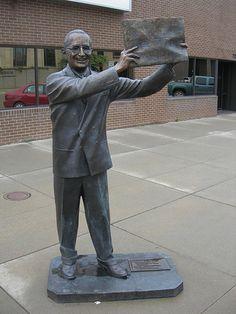 "Rapid City, South Dakota - The City of the Presidents - ""Harry S Truman"""
