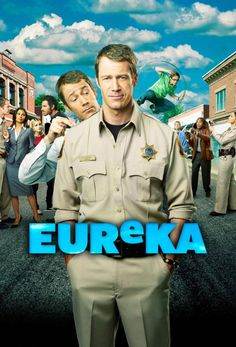 Eureka, 2006-2012 // SyFy is dead to me for canceling this.