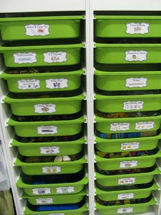 Like the idea for class storage-wonder the actual amount of space it takes up