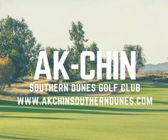 Ak-Chin Southern Dunes Golf Club measures 7546 yards from the Tips. The longest hole on the golf course is a 606 yard par 5. At 606 yards, do you think you could reach the green in 2?