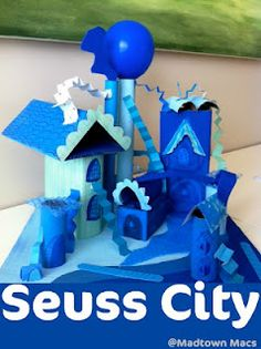 Dr. Seuss city for kids