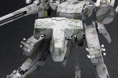 Mechs and Vehicles