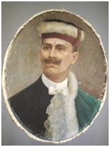 Sem Título, 1940. Óleo sobre tela, 60 x 46 cm. Autora: Antonieta Santos Feio.