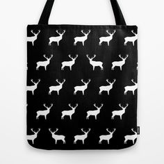 http://society6.com/product/black-and-white-deer-j7y_bag?curator=ornaart
