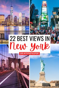 New York Travel Guide, New York City Travel, Best Places To Travel, Cool Places To Visit, York Things To Do, Visiting Nyc, Travel Photography, Photography Tips, United States Travel