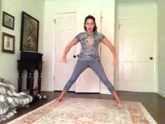 ▶ Yoga with spine fusion - YouTube