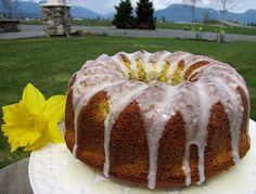 Easy Lemon Poppyseed Bundt Cake