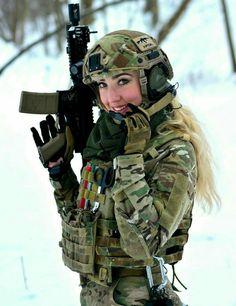 Military women pilots hot