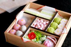 Mochi- Japanese ice cream :)