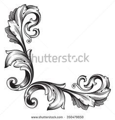 넝쿨 일러스트 스톡 사진, 이미지 및 사진 | Shutterstock