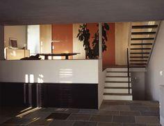 Haus Kovari / Knapkiewicz & Fickert Oasis, Apartments, Loft, Cabinet, Space, Architecture, Storage, Bed, Furniture